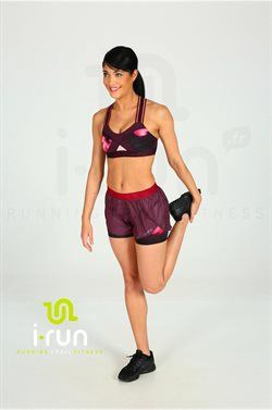 Running Femme & Fitness Shorts/cuissards/jupes