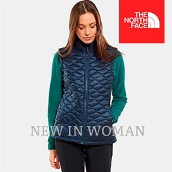 The north Face New Woman