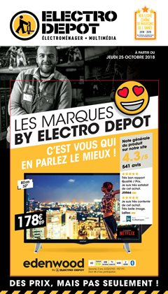 Les Marques by Electro Depot