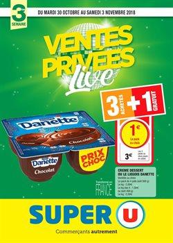 VENTES PRIVÉES LIVE 3e SEMAINE