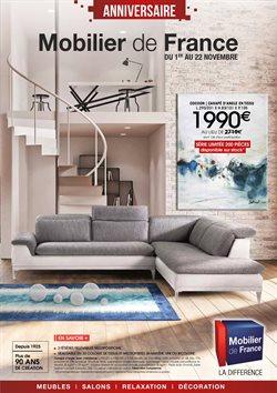 Mobilier de France - Catalogue, code réduction et promo ...