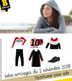 Sportwear pour ado