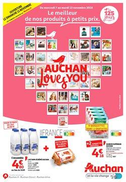 Vivez d'amour et d'Auchan