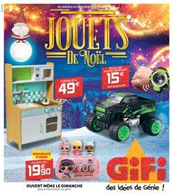 Gifi Catalogue Prospectus Et Code Promo Janvier 2019