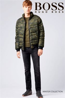 Hugo Boss Winter Collection