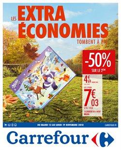 Les extras économies tombent à pic 2 !