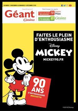 Les 90 ans de Mickey