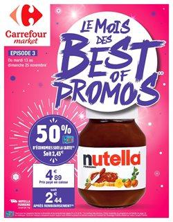 Les mois des Best of Promos 3