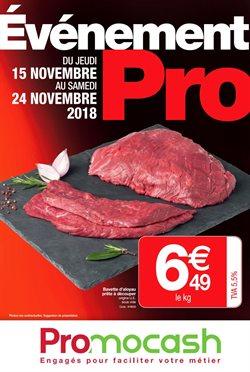 ÉVÉNEMENT PRO N°22 du 15 au 24 novembre 2018