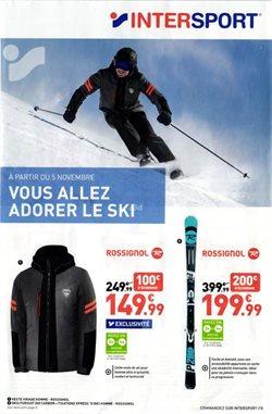 Vous allez adorer le ski
