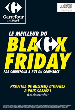 Le meilleur du Black friday