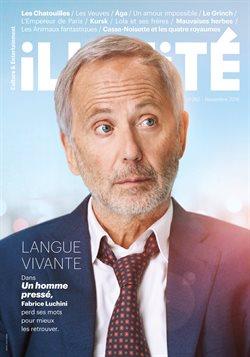 Magazine Illimite Novembre 2018