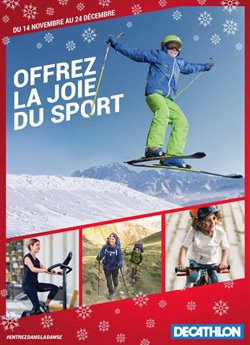 Offrez la joie du sport