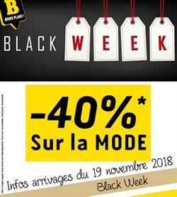 Offres Black Week Babou