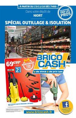 Brico Cash Catalogue, réduction et code promo Novembre 2020