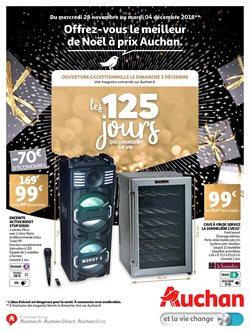 Offrez-vous le meilleur de Noël à prix Auchan