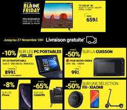 Offres Black Friday Rue du Commerce