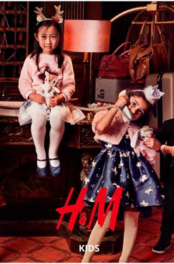 H&M Party Kids