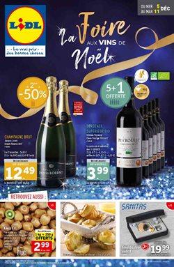 La Foire aux vins de Noël