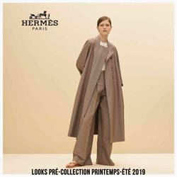 Looks Pré-Collection Printemps-Été 2019