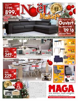 Maga Meubles Catalogue Code Réduction Et Promo Novembre 2019