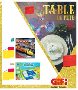 Table de fête