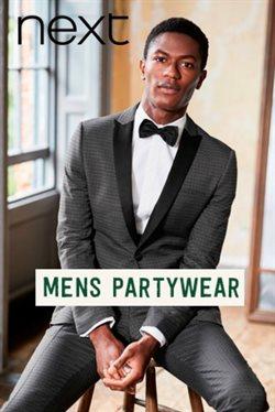 Next Men partywear