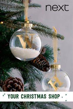Next Christmas shop