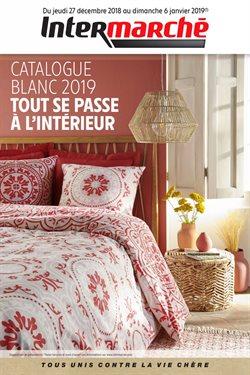 Catalogue Blanc 2019 Tout se passe à l'intérieur