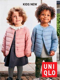 Uniqlo Kids New