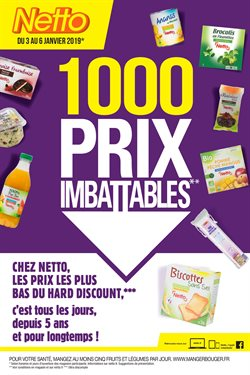 100 Prix Imbattables