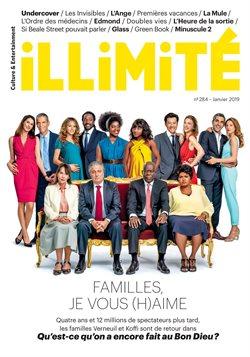 Magazine Illimite Janvier 2019
