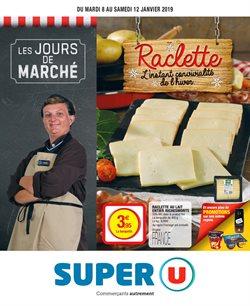 LES JOURS DE MARCHÉ RACLETTE L'INSTANT CONVIVALITÉ DE L'HIVER