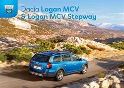 Dacia Logan MCV y Logan MCV Stepway