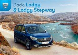 Dacia Lodgy & Lodgy Stepway