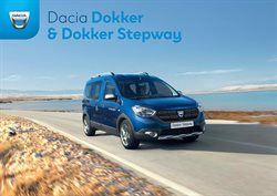 Dacia Dokker & Dokker Stepway