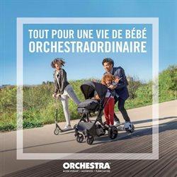 Tout pour une vie de bébé orchestraordinaire