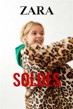 Zara Girls Soldes