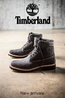 Timberland New Arrivals
