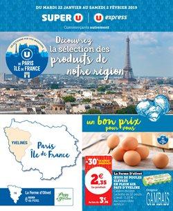 DÉCOUVREZ LA SÉLECTION DES PRODUITS DE NOTRE RÉGION - U DE PARIS ILE DE FRANCE