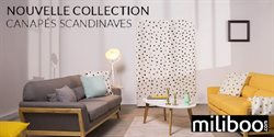 Nouvelle Collection Canapés Scandinaves