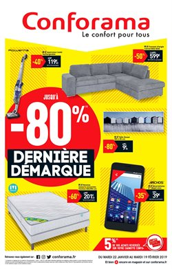 Conforama Catalogue Réduction Et Code Promo Décembre 2019