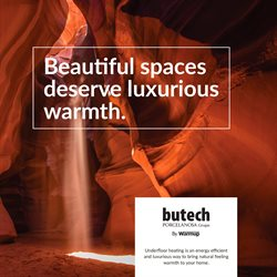 Beautiful Spaces deserve luxurious warmth 2019
