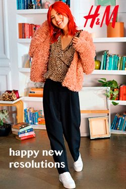 H&M Happy new resolutions