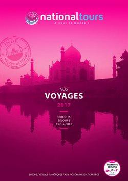 Vos Voyages 2017