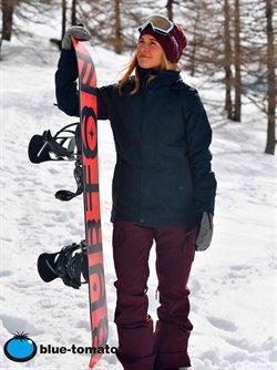 Vestes de snowboard pour femmes