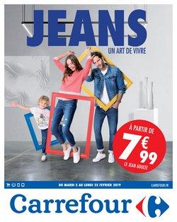 Jeans -  un Art de Vivre