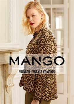 Nouveau - Violeta by Mango