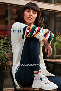 Tommy Hilfiger New Collection Woman