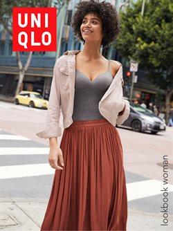 Uniqlo lookbook woman